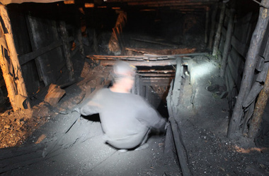 Губернатор: Незаконную добычу угля в Донбассе области крышуют силовики