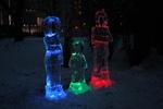 В Киеве на Новый год устроят фестиваль елок и ледовых скульптур