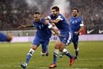 Онлайн видеотрансляция матча Румыния - Греция