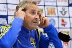 Тренер шведов будет уволен, если его команда не пройдет Португалию