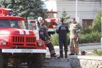 В пожаре в общежитии киевского ВУЗа пострадали два иностранца