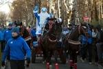 В Сочи перед Олимпиадой построят резиденцию для Деда Мороза