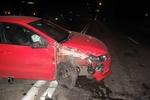 В Киеве столкнулись четыре автомобиля: подробности аварии