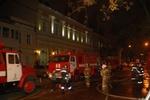 В Одессе загорелась квартира, где остался в одиночестве маленький ребенок