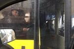 Мариинский парк заполонили автобусы с милицией