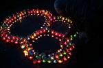 """Участники """"евромайдана"""" почтили память жертв Голодомора минутой молчания"""