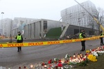 Здание обрушившегося ТЦ в Риге полностью снесут