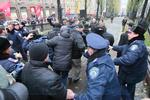 "Суд арестовал ""свободовцев"" за драку возле Кабмина"