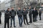 """На агитаторов Евромайдана напали """"титушки"""""""