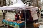 В Одессе разогнали стихийный рынок на Фонтане
