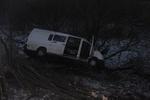 На Хмельнитчине маршрутка с людьми слетела с трассы - есть погибшие