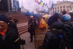 Украинцы ради Евромайдана берут отпуск и ночуют в автомобилях