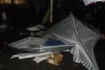Подробности скандального погрома на днепропетровском Евромайдане