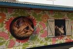 В Донецке детсад превратили в галерею граффити