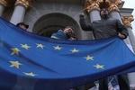 Эмоции и лица Евромайдана в Киеве: вторник