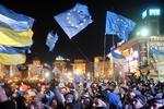 """Милиция насчитала 2,5 тыс. митингующих на """"евромайдане"""""""