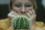 Иголки кактуса расскажут все о ваших эмоциях