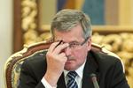 Коморовский призвал ЕС исключить Тимошенко из условий евроинтеграции Украины