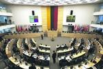 Как прошел первый день саммита в Вильнюсе