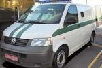 В Харькове преступники расстреляли и угнали инкассаторскую машину
