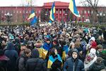 Студенты объявили общенациональный бессрочный страйк