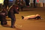 В Харькове нашли угнанную машину инкассаторов с телом внутри