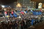 В 19.00 организаторы Евромайдана объявят  митингующим план дальнейших  действий