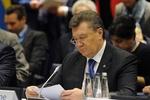 Янукович считает, что пауза с ЕС откроет новые возможности