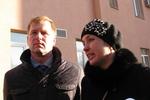 На суде врадиевских насильников жена Дрыжака прокляла Крашкову и ее сына