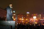 На Майдане митингующие требовали революции, а Кличко говорил об украденных надеждах