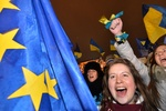 Евромайдан требует отставки Януковича