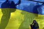 Участники Евромайдана пришли в парк им.Шевченко на народное вече