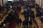 Здание Киеврады заняли около 400 активистов