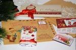 Киевляне активно обмениваются новогодними подарками с незнакомцами