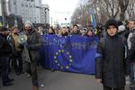 13-й день Евромайдана в кадрах
