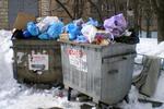 Из центра Киева реже вывозят мусор, но установили дополнительные урны