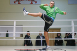 Александр Усик показал, как готовится к бою с Мендозой