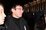 Луценко призвал правоохранителей и бизнесменов присоединиться к Майдану
