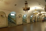 ВИДЕОФАКТ. Тысячи украинцев исполнили гимн Украины в киевской подземке