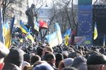 Ежедневно из Львова на киевский Евромайдан отправляется 1000 человек