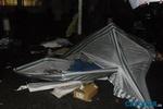 Нападение на Евромайдан в Днепропетровске: оппозиционеры зовут на разговор милицию и прокуроров