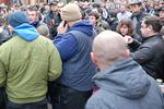 На Евромайдане задержали вооруженных провокаторов