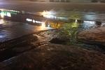 В Днепропетровске затопило проспект Героев
