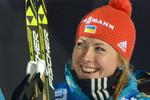 Юлия Джима - пятая в спринте Кубка мира