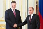 Янукович слетал в Сочи к Путину по стратегическим вопросам