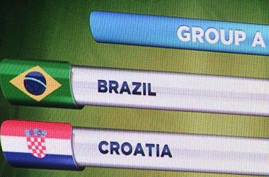 Бразилия – Хорватия. ЧМ-2014