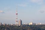 В Киеве усиленно охраняют телецентр