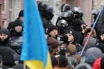 В Черкассах милиция вытеснила активистов Евромайдана с площади
