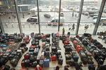 В Лондонском аэропорту отложены порядка 60 рейсов