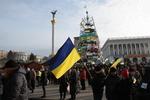 16-й день Майдана – митингующие отправляли Януковича за решетку и слушали Саакашвили